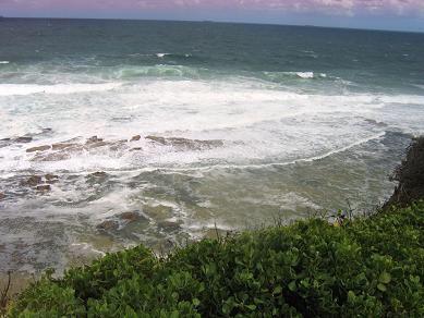 个人认为拍得最漂亮的一张海滩