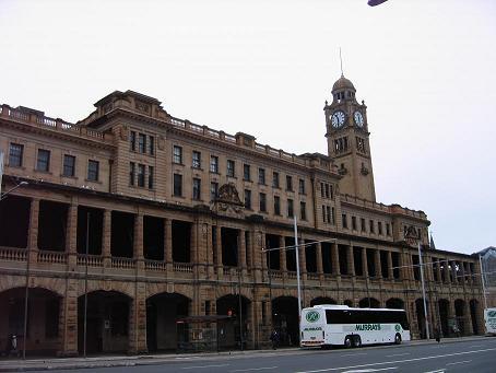 悉尼中央火车站