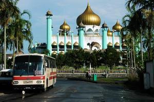 クチンのオールドモスク