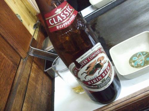 サービスのビール
