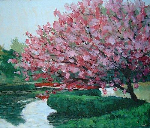 岩槻八重桜