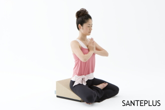 Yoga with Flexcushion