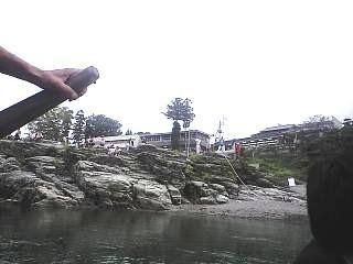 ライン下り(景色5)