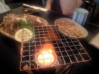 蕎麦屋(七輪)