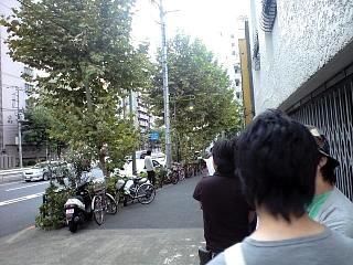 目黒二郎(行列1)