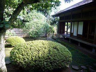 偕楽園(中庭)