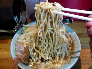 ラーメン髭(ヲタ撮り1)