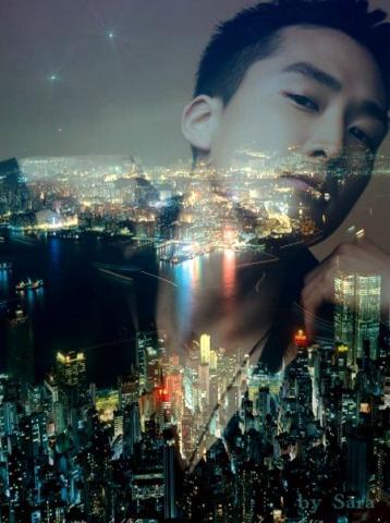 香港夜景.2