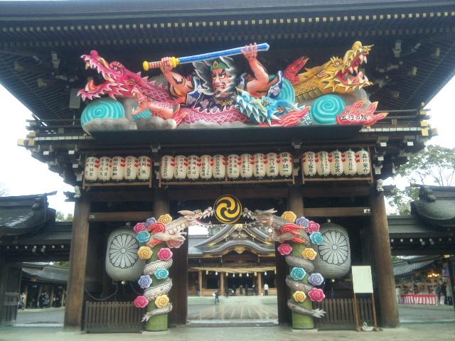 2012.1.21 寒川神社