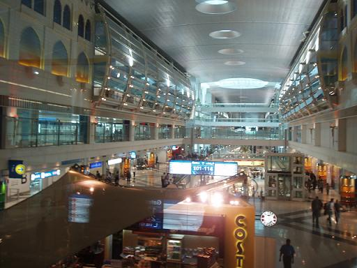 Dubai terminal1