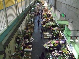 太田花き市場