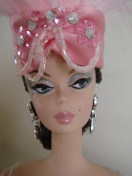 barbie FMC show girl face