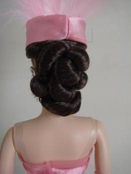 barbie FMC show girl hair