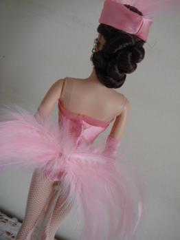 barbie FMC show girl OF2