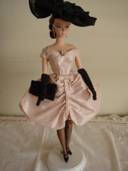 barbie FMC showgirl on blush become her