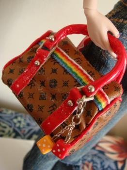 FR misaki casual bag