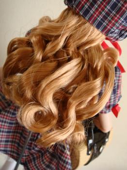 FR misaki paranormal willow hair