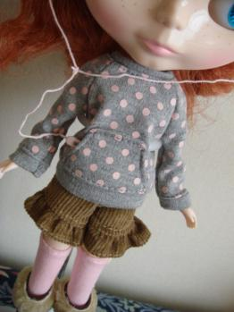 blythe friendly freckles OF