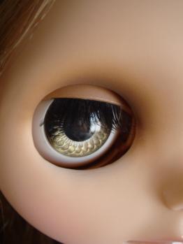 blythe custom eye - コピー