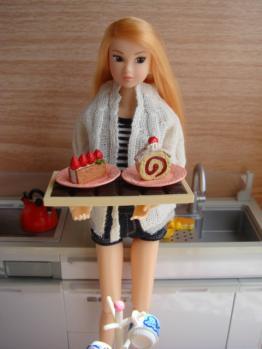 momoko wake up 004 @ kitchen