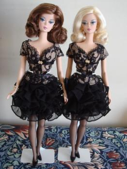 FMC barbie trace blonde  brunette2