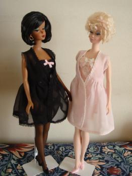 FMC barbie lingerie #4  #5