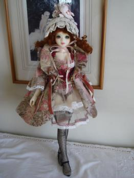 unoa lady rose stand2