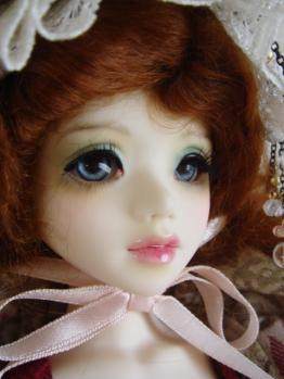 unoa lady rose face up