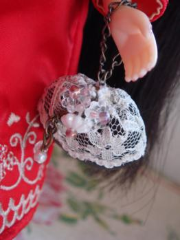blythe Night Flower accessory3