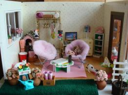 candy toy room