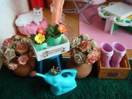 candy toy garden