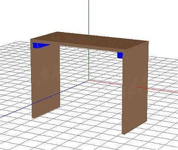 コの字テーブル-s