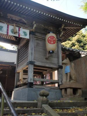 松江城・神社1
