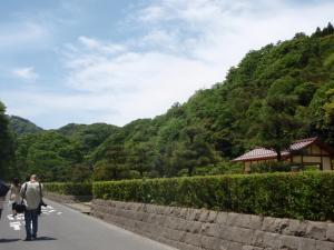 石見銀山・道