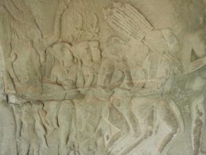 アンコール壁画