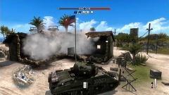 私の戦車は弱ぃ……