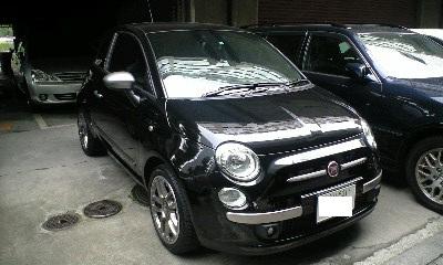 FIAT500 DIESEL