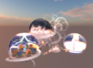 空中ドーム