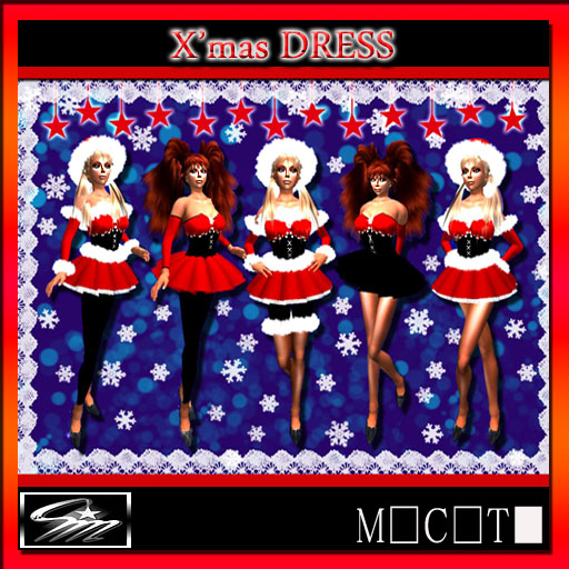 2011クリスマス衣装!