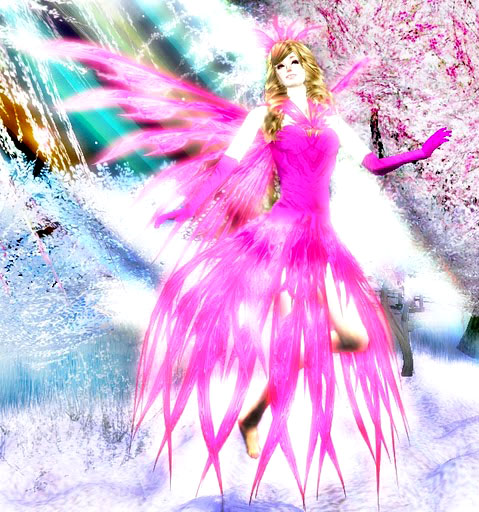 Fire Fairy1 Pink