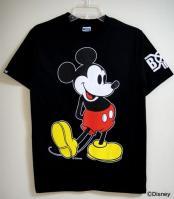 バウンティ x ミッキー コラボTシャツ