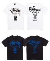 Stussy x GR DIGITAL Ⅲ Artist Project S/SL Tシャツ