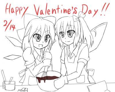 tiruno and daiyousei