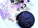 餅チョコ(黒ごま入り)
