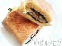 パン耳フレンチトースト*エッグサンド