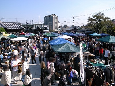 成田山蚤の市 017