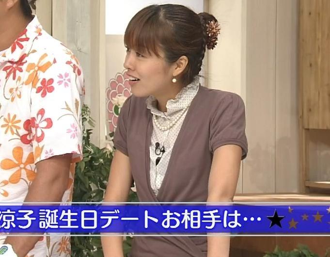 川添麻美 かわいい系アナウンサーキャプ