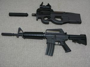 XM177E2との比較。