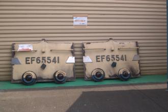 EF65541の切り身。
