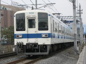 東武8166F